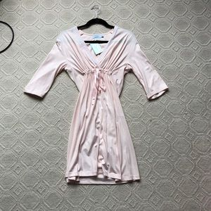 100% Cotton Blush Nightgown W/TAGS